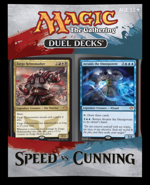 Duel Deck Speed vs Cunning