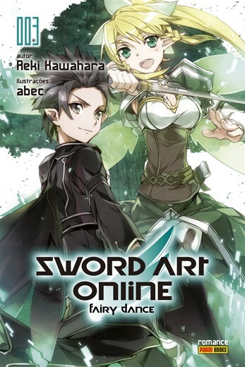 Sword Art Online Novel